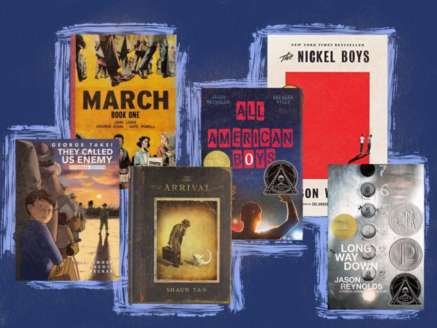 Along with Ethnic Studies, Reischl has worked to propose new literature into the classroom. Some of the novels include