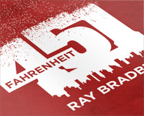Fahrenheit 451, written by Ray Bradbury, is a staple of many English classes. It is a story about censorship in a futuristic American society and serves as a warning to what could happen in the future