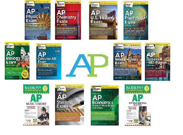 AP Testing starts soon and students will soon delve deep into their textbooks studying for the test.