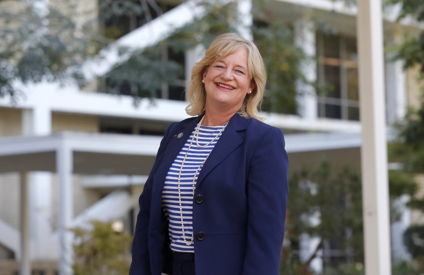 On Tuesday March 9th Katrina Foley became the first Democratic woman elected to the Orange County Board of Supervisors. She will represent supervisorial district two, which inclues coastal cities of northern Orange County such as Hunnington Beach, Costa Mesa, Newport Beach, and parts of Santa Ana.