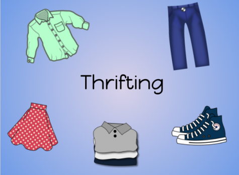 Thrifting, One of the Major Ways to Combat Fast Fashion