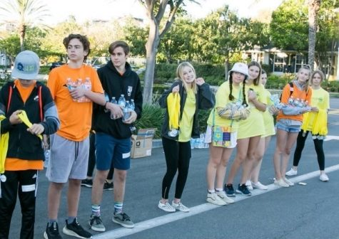 During 2019, the Yellow 4 James Club volunteered alongside the James Henry Ransom Foundation for a 5k run to raise money for mental health.