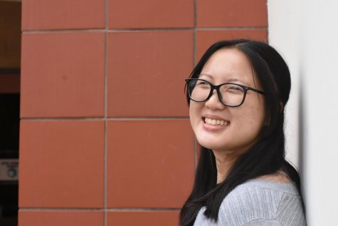 Elizabeth Duong (10) began Project Language Arts Learning to reach students in Vietnam studying English. She and other student volunteers practice speaking and writing proficiency with the Vietnamese students.