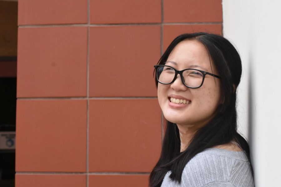 Elizabeth+Duong+%2810%29+began+Project+Language+Arts+Learning+to+reach+students+in+Vietnam+studying+English.+She+and+other+student+volunteers+practice+speaking+and+writing+proficiency+with+the+Vietnamese+students.
